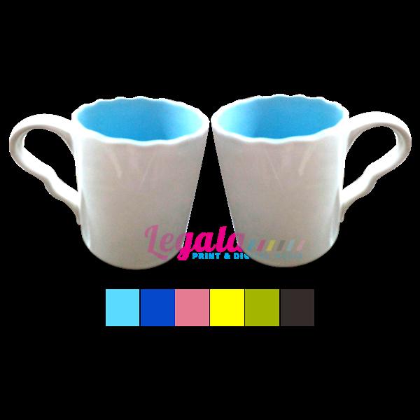 Mug coating FORTUNE INSERT COLOUR LEGALA