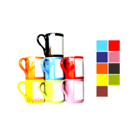 Jual MUG COATING LUKY FULL COLOUR LEGALA