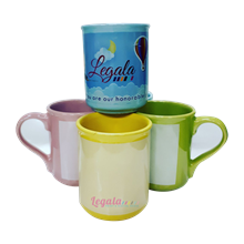 MUG COATING LUKY BIBIR FULL COLOUR
