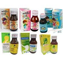 Nutrisi dan Suplement Seltifort kids