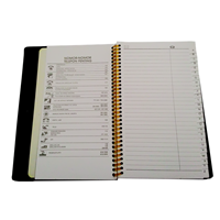 Sell Address Book 9208 2