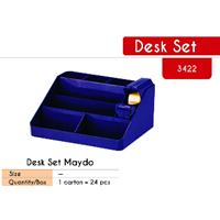 Jual Desk Set Maydo 3422