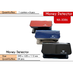 Money Detector NX-3086
