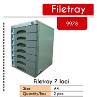 Jual Filetray 7 Laci