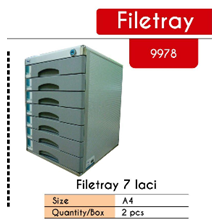 Filetray 7 Laci