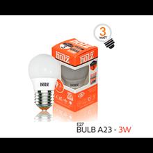 HOLZ LED E27 BULB A23 - 3W