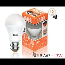 HOLZ LED E27 BULB A67 - 13W