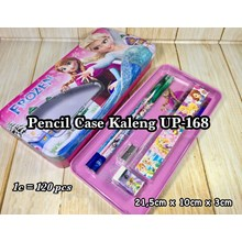 Tenpat Pensil Kaleng Up-168 Frozen