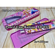 Tempat Pensil Kaleng Ad 032 Barbie