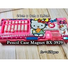 Tempat Pensil Magnet Bx-3929 Hello Kitty