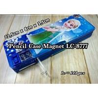 Jual Tempat Pensil Magnet Lc-8777 Frozen