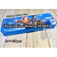 Tempat Pensil Kaleng H-80111 Iron Man