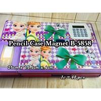 Tempat Pensil Magnet B-5858 Frozen 1