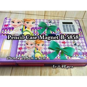 Tempat Pensil Magnet B-5858 Frozen