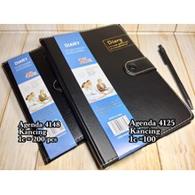 Buku Tulis Agenda Kancing 4125-8