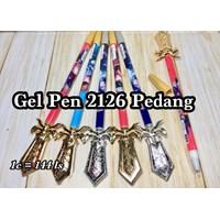 Alat Peraga Pendidikan - Gel Pen Pedang 2126