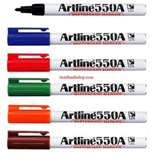 Spidol dan Highlighter Artline Whiteboard Marker EK-550A