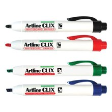 Spidol dan Highlighter Whiteboard Marker Clix EK-573A