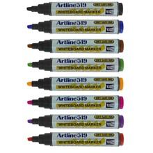Spidol dan Highlighter Artline Whiteboard Marker Dry Safe Ink EK-519
