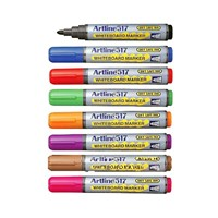 Jual Spidol dan Highlighter Artline Whiteboard Dry Safe Ink EK-517 2