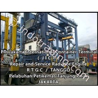Repair Dan Service Radiator Engine Rtgc Atau Tanggo