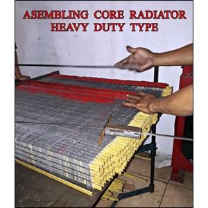 Dari Asembling Core Radiator 1