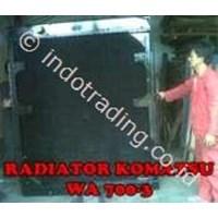 Dari Radiator Komatsu Wa-700-3 0
