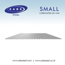 Atap Galvalum / Seng Gelombang Bulat Kecil
