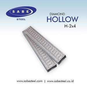 Besi Hollow Galvalum 2x4