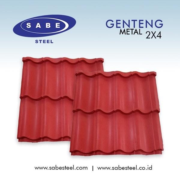 Genteng Metal R30 1X4