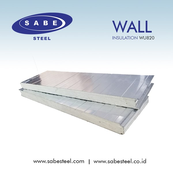 Panel Dinding / Wall Panel Insulation