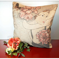 Jual Vintage Cushion