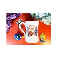 Distributor mug + sendok elmo fish 3
