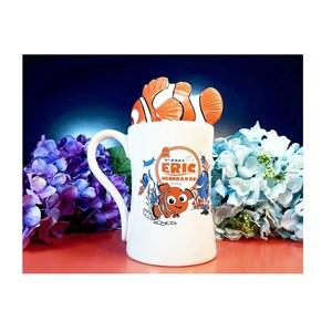mug + sendok elmo fish