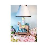 horse lamp 1