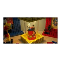 Distributor lamp lego colour 3
