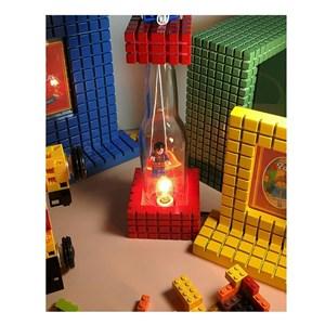 lamp lego colour