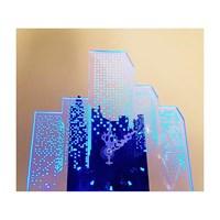 Beli Souvenir Lamp + jam akrilik 4