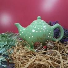 Lampu Teko ( Guci keramik)