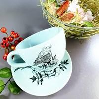 Cangkir Kopi Keramik