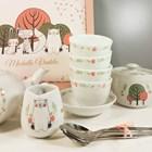 Teapot Set Keramik  3