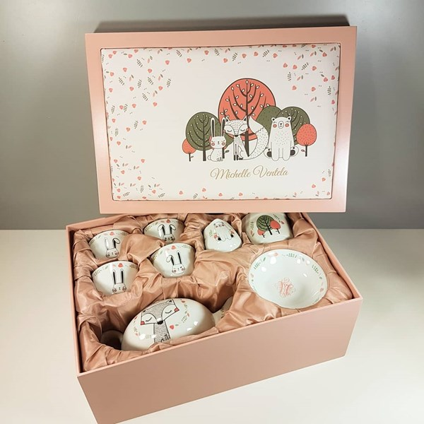 Teapot Set Keramik