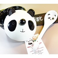 Panda Mangkuk Sup
