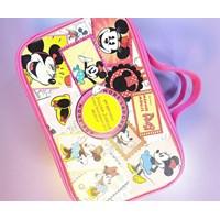 Suvenir Tas Pink Mickey