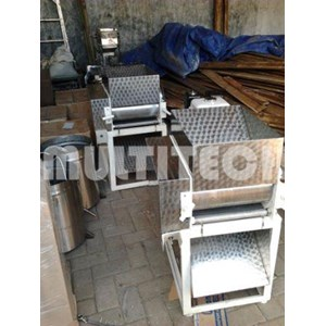Mesin Pemipih Jagung Kapasitas 40 Sampai 50 Kg Per Jam (Continous) (Mesin Pengolah Kacang & Biji)