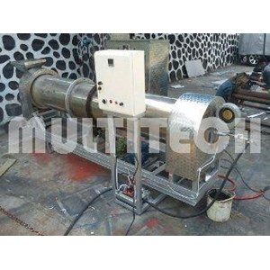 Rotary Dryer Tipe Rd – 801 Ms