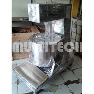 Mesin Pasteurisasi Kapasitas 50 Liter Per Proses