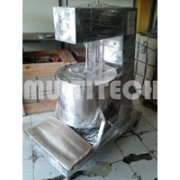 Mesin Pasteurisasi Kapasitas 200 Liter Per Proses 1