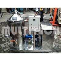Evaporator Vakum Kapasitas 150 Sampai 200 Liter Per Proses
