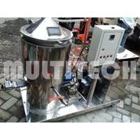 Evaporator Vakum Kapasitas 250 Sampai 300 Liter Per Proses